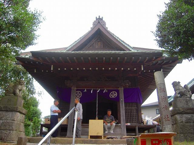 石川諏訪神社