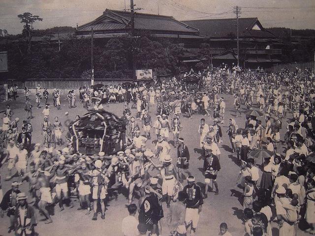 当時の藤沢の人口は