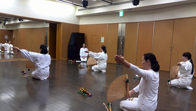 浦安の舞講習会5