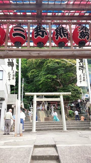 真名瀬 熊野神社