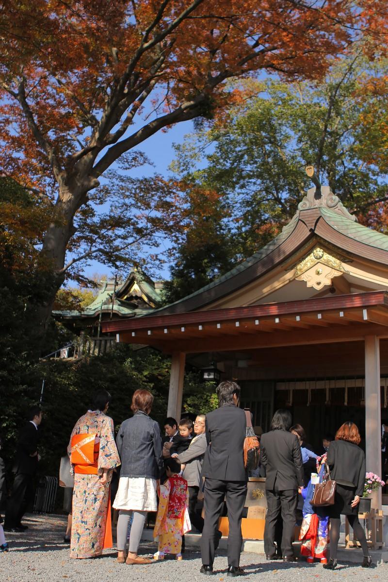 白旗-神社---7532