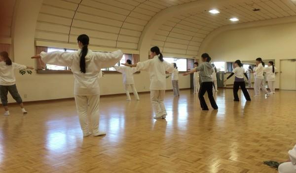豊栄舞講習会2