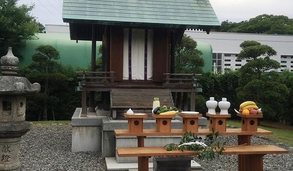いすゞ藤沢神社