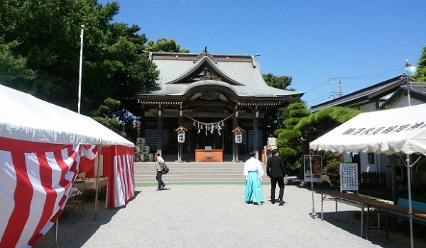 鵠沼伏見稲荷神社