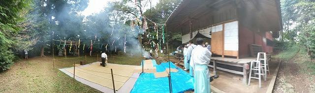 鎌倉市山崎 北野神社