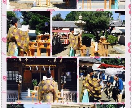 石川鎮座 佐波神社