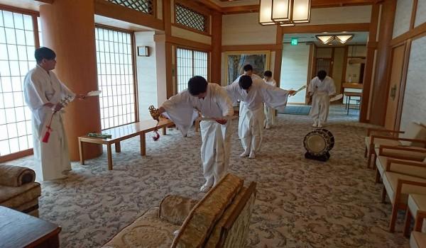 鎌倉神楽研修会H30