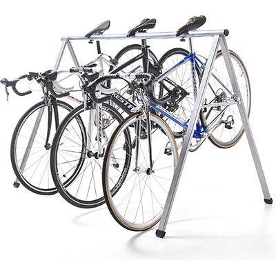 自転車ラック 使用例