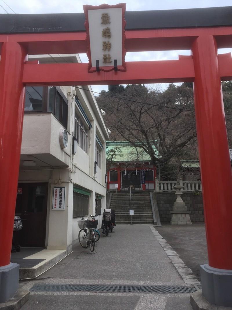 元町・厳島神社
