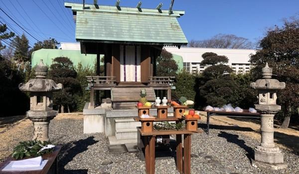 いすゞ神社